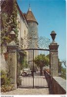 Grandson, Porte Du Château Avec Rolls Royce - VD Vaud