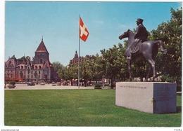 Lausanne-Ouchy, Monument Général Henri Guisan - VD Vaud