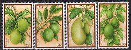 Fiji 2002 Tropical Fruit Set Of 4, MNH, SG 1162/5 (BP2) - Fiji (1970-...)
