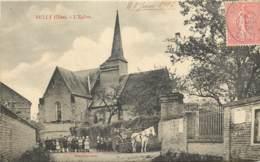 60 - SULLY - L'eglise En 1906 (animée) - Francia