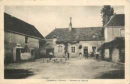 61 - CHEMILLY - Ferme Du Bourg En 1945 - Francia