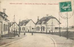 62 - HENIN LIETARD - Cités Jardins Des Mines De Dourges - Groupe Armand... En 1912 - Francia