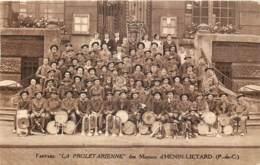 62 - HENIN LIETARD - Fanfare Des Mineurs - La Proletarienne - Mines - France