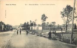 62 - NOEUX LES MINES - Place Du Jeu De Paume - Série Dans Les Mines 22 - Noeux Les Mines