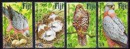Fiji 2002 Goshawk Bird Set Of 4, MNH, SG 1170/3 (BP2) - Fiji (1970-...)