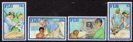 Fiji 2002 'Operation Open Heart' Set Of 4, MNH, SG 1174/7 (BP2) - Fiji (1970-...)