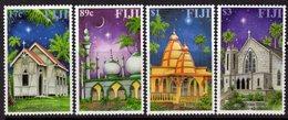 Fiji 2002 Christmas Set Of 4, MNH, SG 1182/5 (BP2) - Fiji (1970-...)