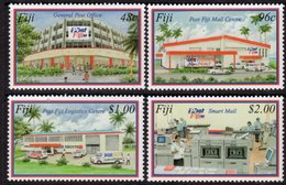 Fiji 2003 New Mail Centre Set Of 4, MNH, SG 1186/9 (BP2) - Fiji (1970-...)