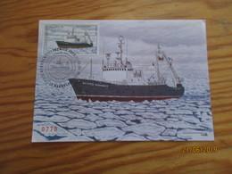 Carte Et Enveloppe 1er Jour Saint-Pierre Et Miquelon Le Marmouset 28.09.88 - St.Pierre Et Miquelon