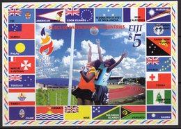 Fiji 2003 South Pacific Games MS, MNH, SG 1195 (BP2) - Fiji (1970-...)