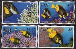 Fiji 2003 Rabbitfish Set Of 4, MNH, SG 1196/9 (BP2) - Fiji (1970-...)