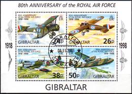 Gibilterra-063 - Emissione 1998 - Senza Difetti Occulti. - Gibilterra