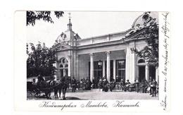 POSTCARD-MOLDOVA-ROMANIA-CHISINAU-CAFENEA RESTAURANT-1910-SEE-SCAN - Moldova