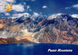 1 AK Tadschikistan Tajikistan * Das Pamir Gebirge - Pamir Mountains * - Tadschikistan