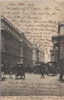 CPA ANGLETERRE LONDRES The General Post Office - La Poste Centrale 1904 - Très Animée - Other