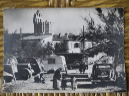 LES STES MARIES DE LA MER SAINTES HALTE DE GITANS - Saintes Maries De La Mer