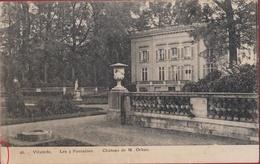 Vilvoorde - Vilvorde Les 3 Fontaines - Chateau De M. Orban Kasteel Van ZELDZAAM CP CPA RARE - Vilvoorde