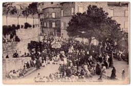5102 - Sartène ( 2A ) - La Procession De La Fête-Dieu ( La Bénédiction ) - - Sartene