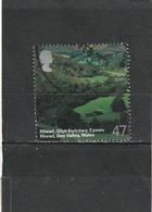Grande Bretagne Oblitéré  2004  N° 2567  Paysage Du Pays De Galles - Used Stamps