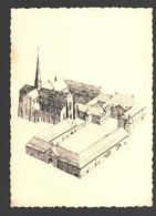Aubel - Abbaye Du Val Dieu - Illustration - Nels Selection - Aubel