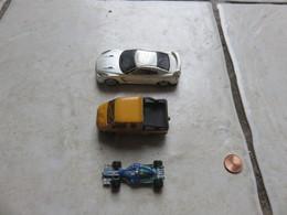 Lot De 3 Voitures - Altre Collezioni
