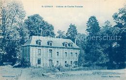 13556211 Saint-Gobain Château De Charles Fontaine Schloss Saint-Gobain - Francia