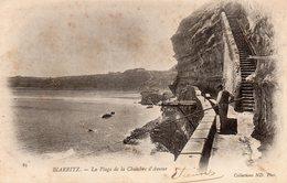ANGLET - Biarritz - La Plage De La Chambre D'Amour - ND 89 - Précurseur, écrite 1903 - Tbe - Anglet