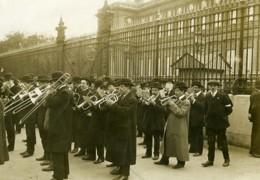 France Paris Manifestation De La Ligue Des Familles Nombreuses Ancienne Photo 1912 - Luoghi