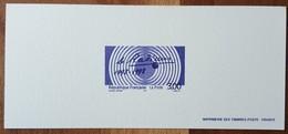GRAVURE - YT N°3210 - RADIUM / PIERRE ET MARIE CURIE - 1998 - Documents Of Postal Services