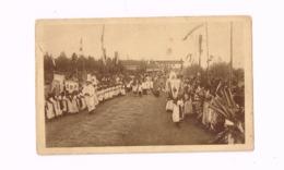 Ruanda.Procession à La Mission De Isavi.Petit Défaut. - Ruanda-Burundi