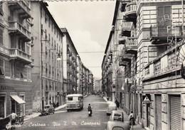 9441-GENOVA-CERTOSA-VIA CANEPARI-AUTOBUS-FIAT GIARDINETTA-FG - Genova (Genoa)