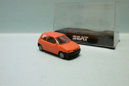 AWM - SEAT AROSA Lupo Orange En Boîte Neuf HO 1/87 - Véhicules Routiers