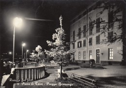 9442-PIEVE DI TECO(IMPERIA)-PIAZZA BRUNENGO-NOTTURNO-FG - Imperia