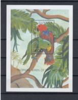 Guyana  Michel Cat.No.   Mnh/** Sheet 726 Bird - Guyane (1966-...)