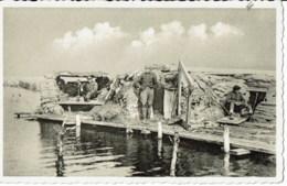 Oud Stuyvekenskerke    Le Grand Garde  Du Reigersvliet - Oorlog 1914-18