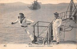Marine Nationale - La Sonde - Marins - Barche