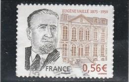 FRANCE 2010 EUGENE VAILLE YT 369 OBLITERE - France