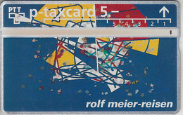 SUISSE - PHONE CARD - TAXCARD-PRIVÉE  *** R.MEIER-REISEN 2 *** - Switzerland
