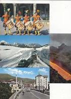 T.BON LOT DE 500 CPSM ET CPM G.F.UNIQUEMENT ITALIE.DE TOUTES REGIONS.CERTAINES RARES.B.ETAT GENERAL A SAISIR.PETIT PRIX. - Cartes Postales