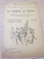 ANCIEN PROGRAMME THEATRE DE L'APOLLO / LA TRINITE SE PASSE ... - Programs