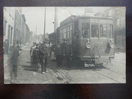 CPA - Dampremy - Tramway G A9416 - Tram - Charleroi