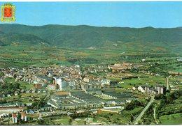 Espagne Huesca Alto Aragon Belle Vue Aérienne De La Ville - Huesca
