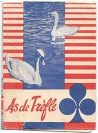 Ancienne POCHETTE Publicitaire  Vide De NEGATIFS PHOTOS - AS DE TREFLE - STUDIO FERNAND AIME Place Lyautey RABAT - Photographie