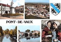 01-PONT-DE-VAUX- MULTIVUES - Pont-de-Vaux