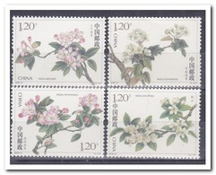 China 2018, Postfris MNH, 2018-6, Flowers - 1949 - ... Volksrepubliek