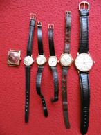 MONTRE FEMME HOMME VINTAGE TISSOT FESTINA KELTON ERBON SLAVA REGLEX - Watches: Old