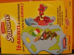Magnet BROSSARD Europe Italie-Malte - Tourisme