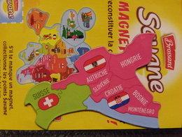 Magnet BROSSARD Europe Pays Baltes - Tourisme