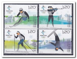 China 2018, Postfris MNH, 2018-32, Olympic Games - 1949 - ... Volksrepubliek