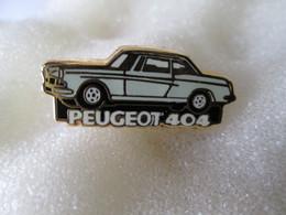 PIN'S   PEUGEOT   404  COUPE - Peugeot
